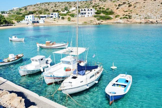 One Week Sailing from Mykonos