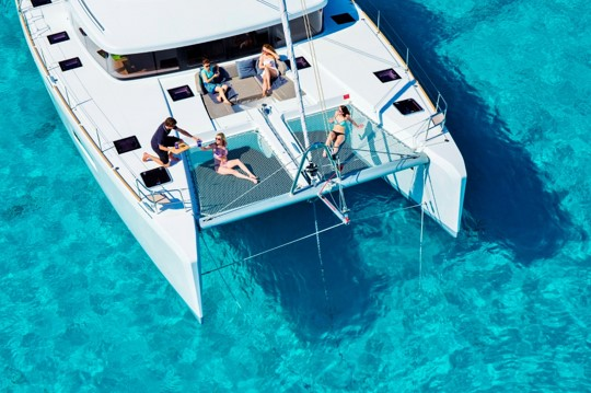 Luxury Crewed Yacht Charter