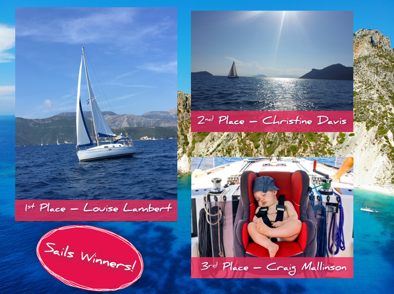 Photo Comp 2018 Sails Winners