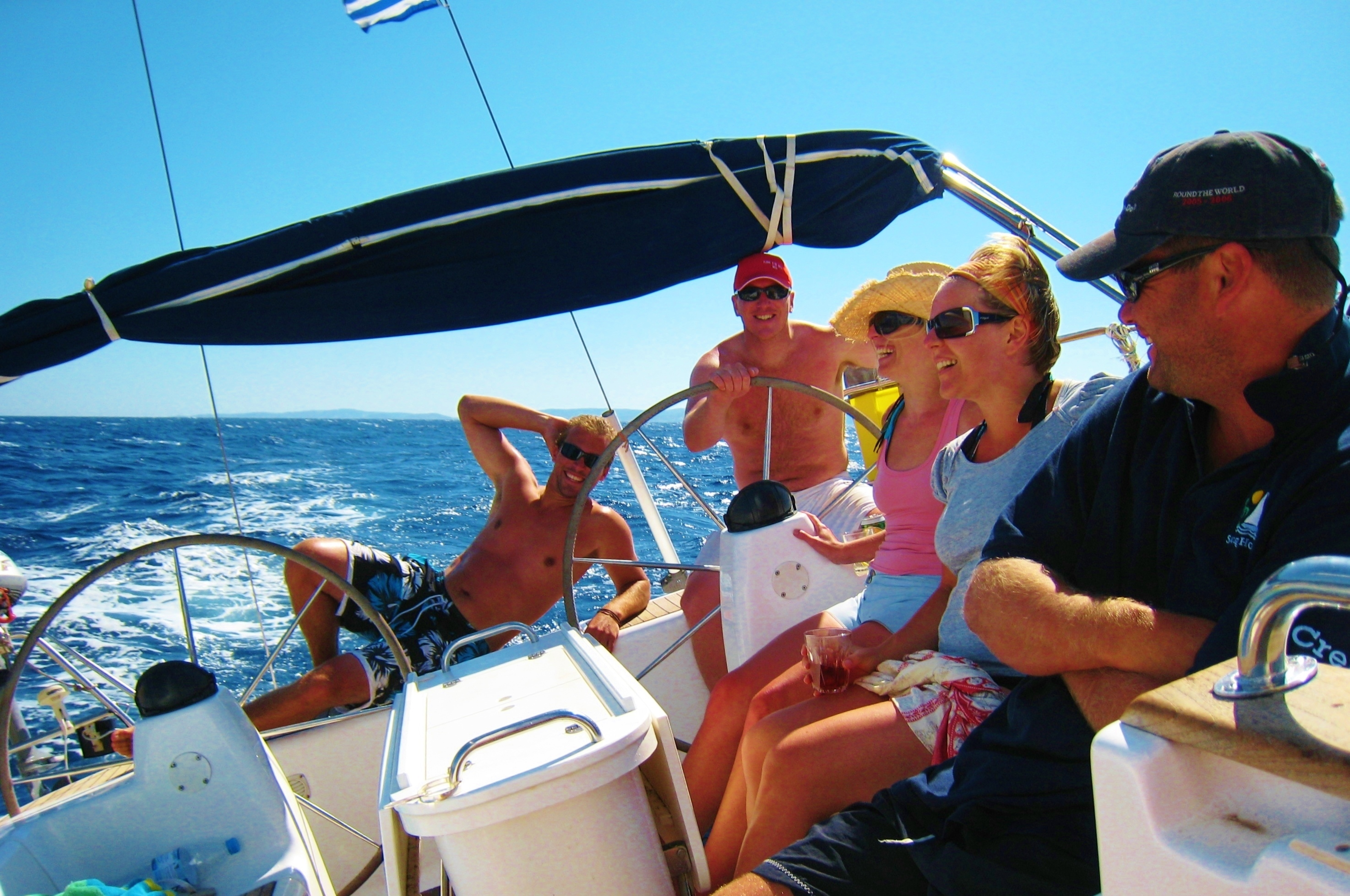 Sailing holidays for singles over 50