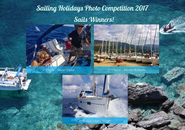 Sails Winners for Facebook 1