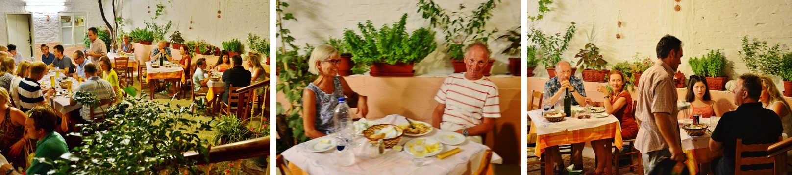 Saronic Foodie Astros Taverna Triple Picture