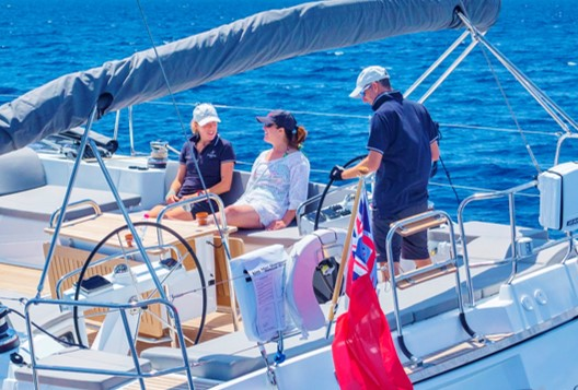 Skippered Charter Photo