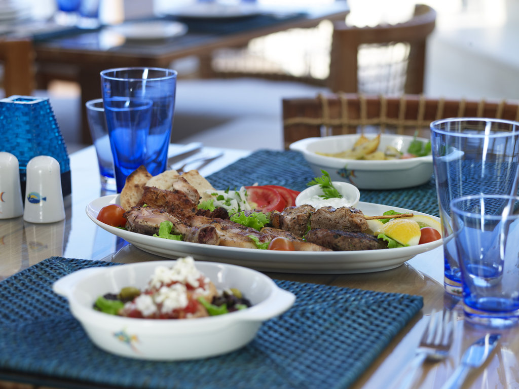 Tiros Greek food