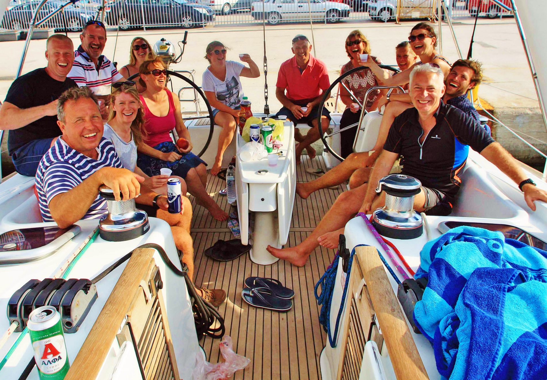Our Flotilla Holidays