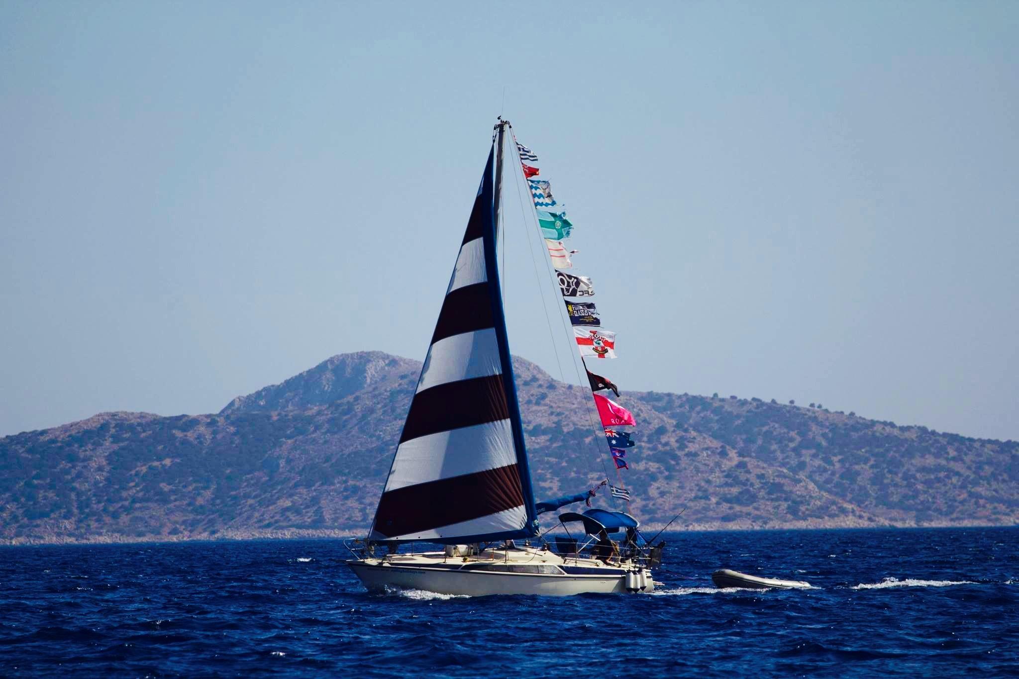 Lead Boat Sirocco Sailing