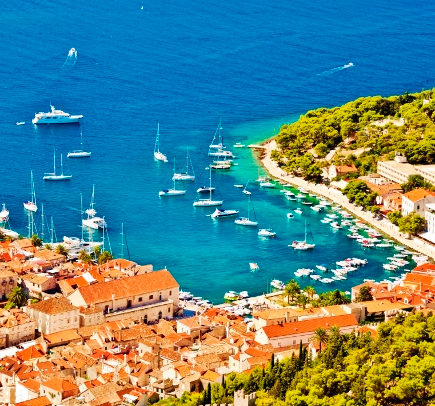 Yacht Charter Search Homepage Banner Hvar