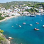 Patitiri Bay Sporades Islands