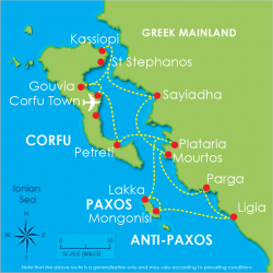 Two Week North Ionian 2019