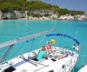 Beneteau 40 Relaxing in Emerald Bay 2