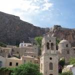 Ruins at Monemvasia