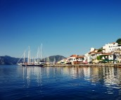 Marmaris Bay Turkey
