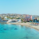 Syros beachfront taverna
