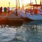 Theo Stocker's photo of sunset punch party in Sayaidha