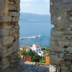 View from Astros in the Saronic Islands