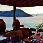 The view from The Lounge in Gocek