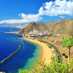 Canary Islands Beach View