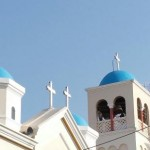 church in Ayia, Dodecanese