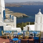 Parikia view, Paros