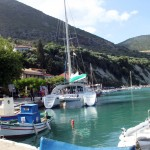 Kalamos Harbour Panorama