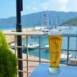 Quayside Beer in Plaka
