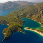 Outstanding Oludeniz from above