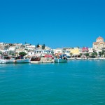 Kyparissi Town Saronic Islands