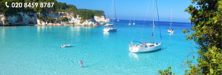 Set sail on our Two Week Whole Ionian Flotilla this June!