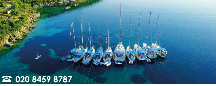Sporades Special - Last chance to sail on 28th June!