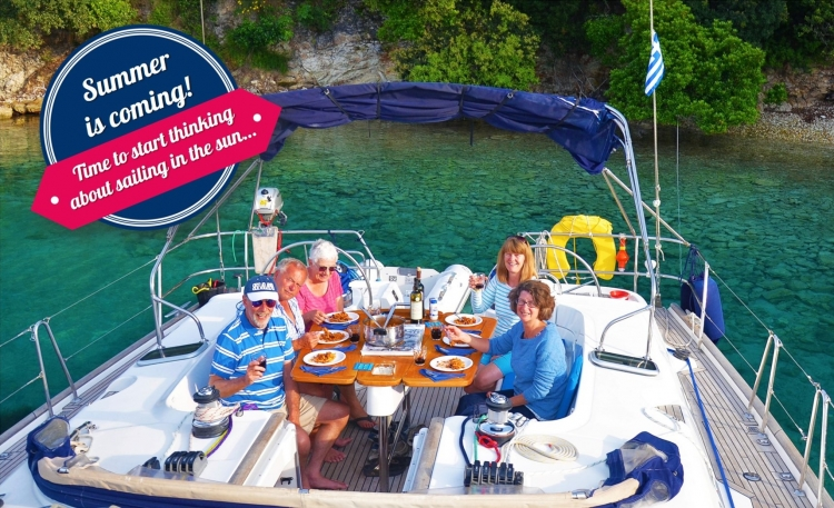 Cooking on board your yacht - our top recipe picks!