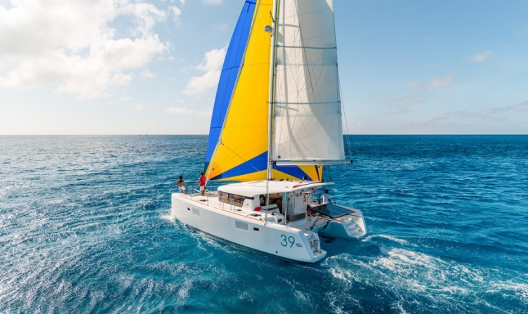 Charter a Catamaran out of Sami in the South Ionian