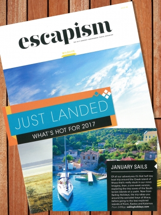 Escapism Magazine - What's Hot for 2017