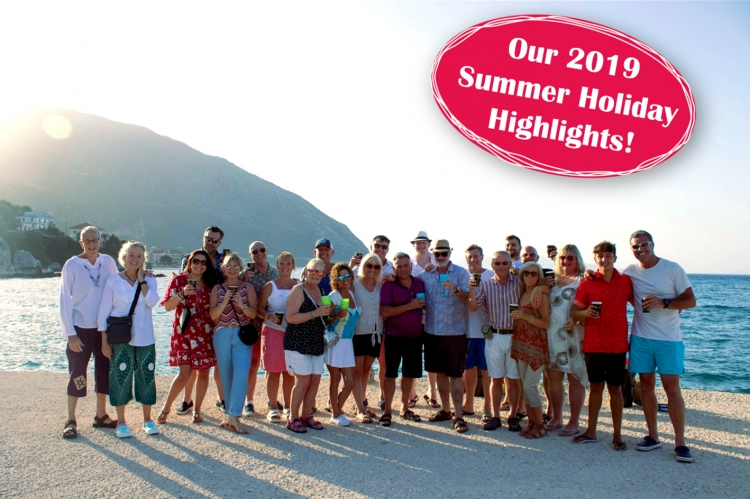 Our 2019 Summer Holiday Flotilla Highlights