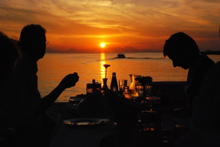 Top 7 Places to be Fed and Watered in the Sporades