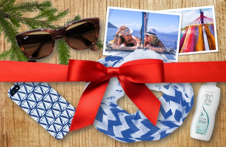 The Ultimate Christmas Gift Guide for sun worshippers