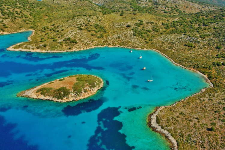 September Sailing in the Sporades