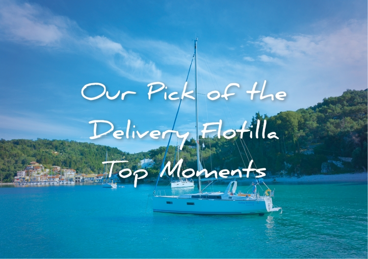 The Delivery Flotilla Highlights!
