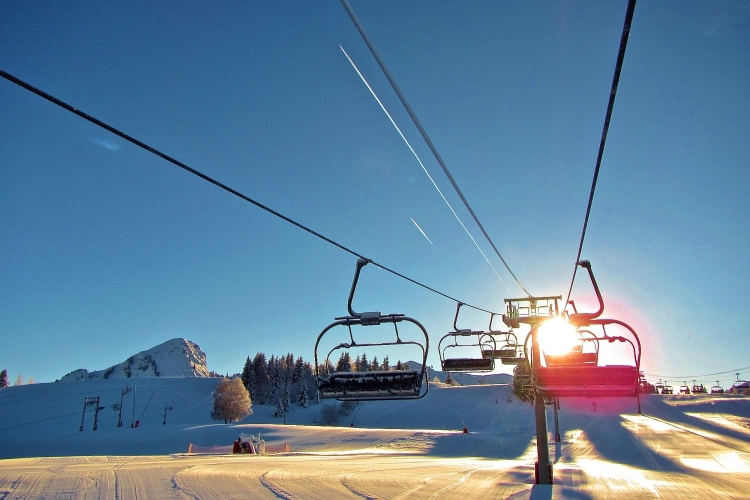 Fancy swapping sails for the slopes this winter?