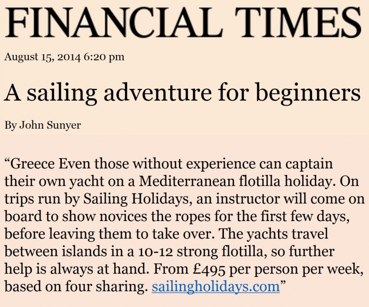 Financial Times - August