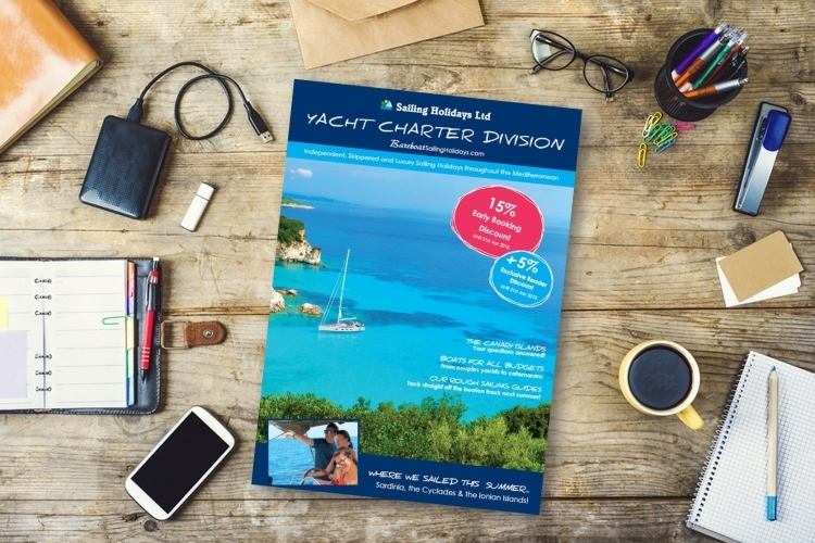 Yacht Charter: Our 2018 Yacht Charter brochure is here! View it online