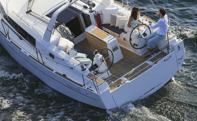 Flotilla: Brand New Beneteau 35 for 2016!