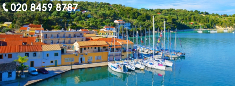 Couples offer on our One Week Kefalonia Flotilla!