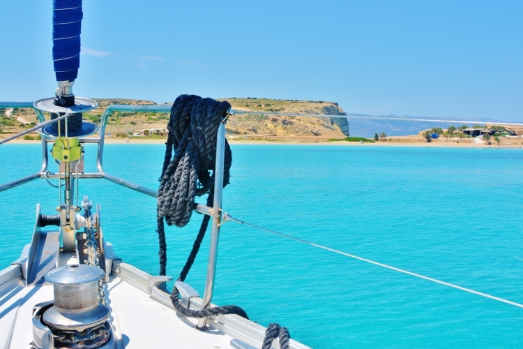 Yacht Charter: Amy's week cruising the Cyclades