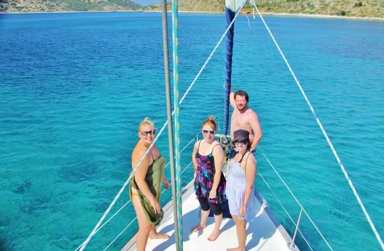 Join a Share-a-Yacht in the Greek Islands!