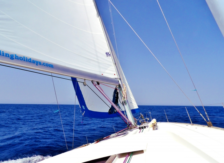 Two Week Ionian Island May Delivery Trips