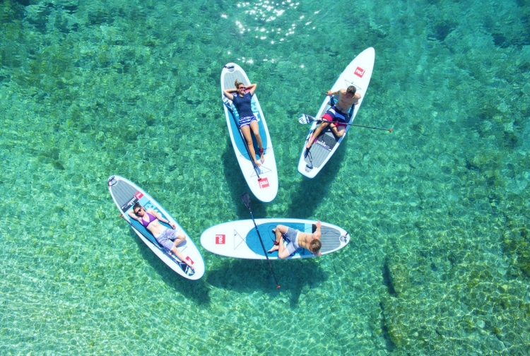 The best video guides to Stand Up Paddleboarding