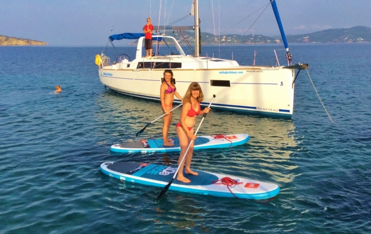Sailing & SUP Holidays!