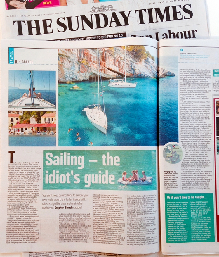 The Sunday Times - The Idiot's Guide
