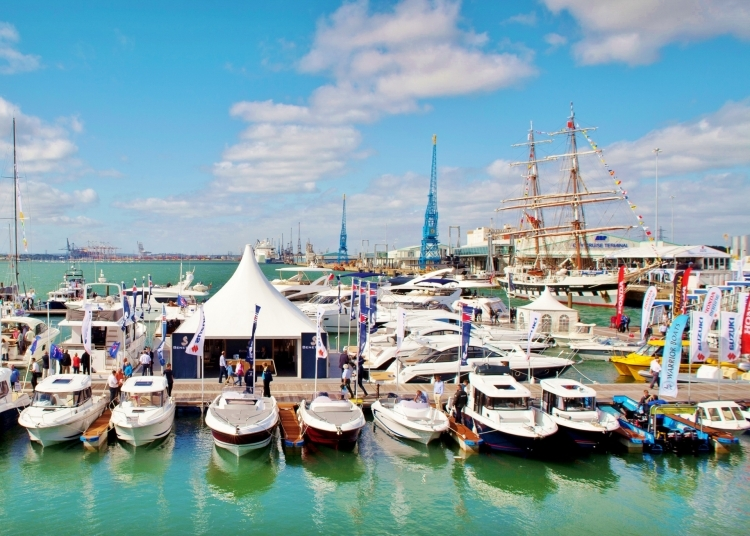 Southampton Boat Show 2016...come and say hello!